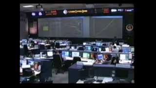 Space Shuttle Columbia Disaster LIVE NASA TV