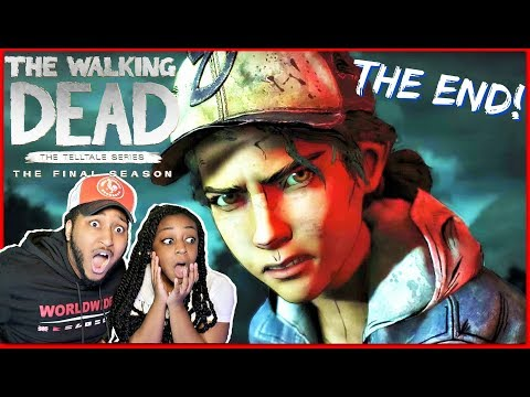 SURPRISING END TO IT ALL! | Telltale: THE WALKING DEAD Game Season 4 EPISODE 4 FULL Gameplay!!