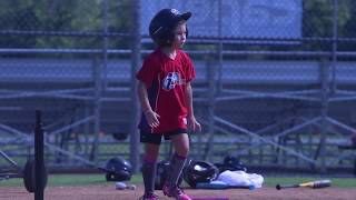 i9 Sports 352: South Wilmington T-Ball Player Highlights -8/11/18-