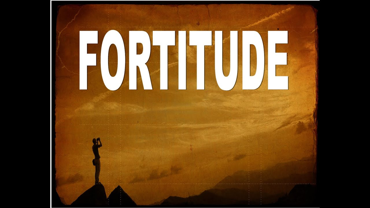 Fortitude 09092015 The Door Christian Fellowship El