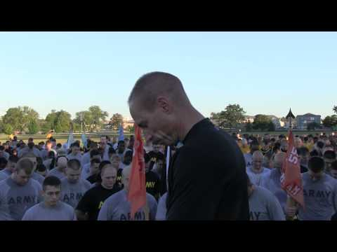 Fort George G. Meade 9/11 Installation Run