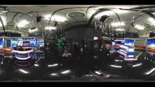Take a tour of the WDSU Studio A (360)