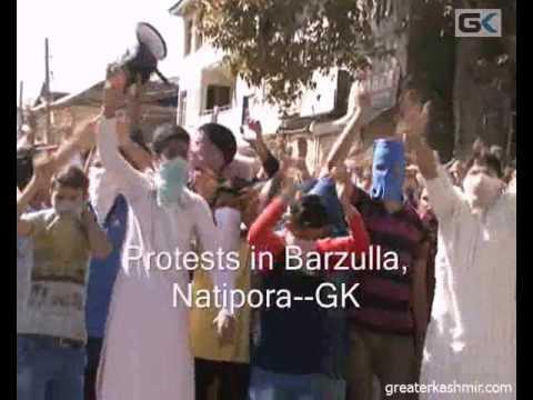 Protests in Barzulla, Natipora