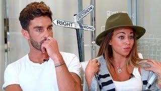 "Jessy et Valentin (LMvsMonde2): ""Je ne repartirai plus jamais dans 1 programme sans Valentin !"""