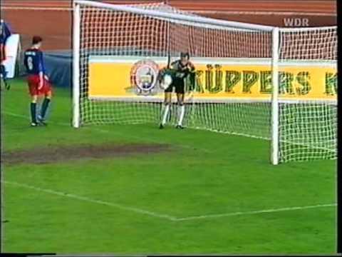 DFB Pokalfinale 1994 Rot-Weiss Essen - Werder Bremen   Doovi