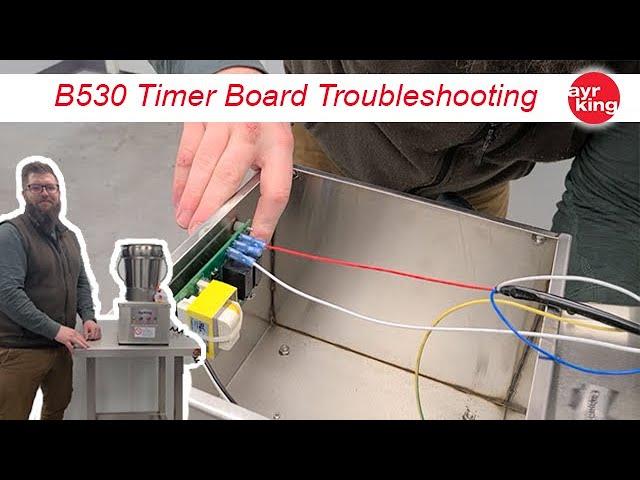 AYRKING DIY: B530 Timer Board