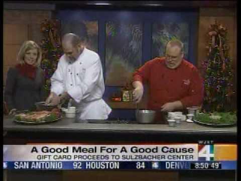 III Forks Restaurant on WJXT Jacksonville