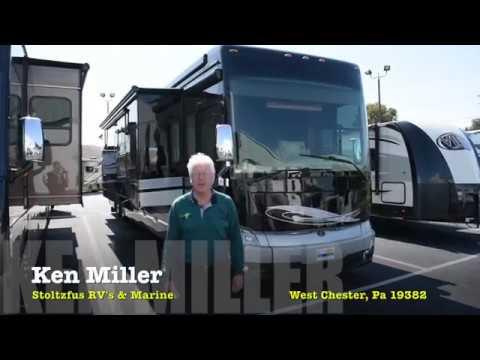 2016 Tiffin Motorhomes Allegro Bus 45 OP #C32481 w/Ken Miller
