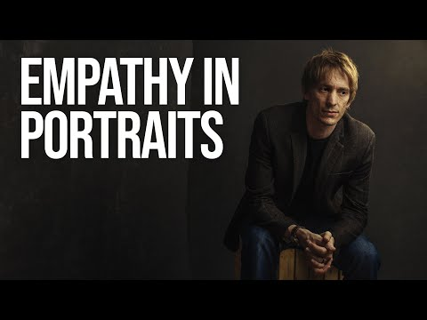 Portrait Photography: Why Empathy makes you Better (feat. Tommy Reynolds)