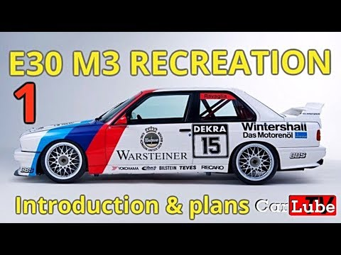 1st Epp 'NEW SERIES'  'E30 M3 RECREATION ' S54 Swap - Build diary - BMP conversions
