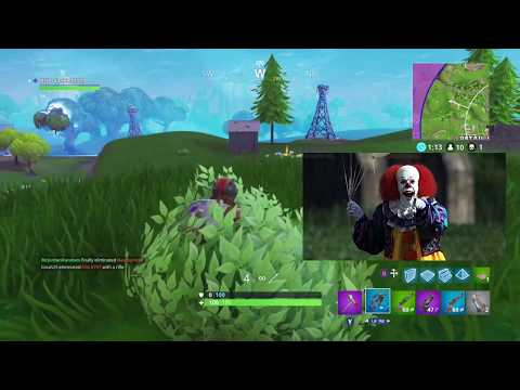 FUNNY FORTNITE MEMES - IT THE CLOWN - DON'T YOU WANT A BALLOON