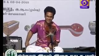 Thiruchendoorin Kadalorathil   Deivam   Dr.Kunnakudi Vaidyanathan   Violin