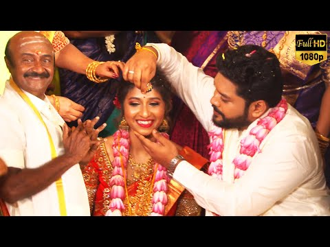 MS.Baskar Daughter Ishwarya's Marriage Video..!   Wedding Celebration   Viral Video   FullVideo   HD