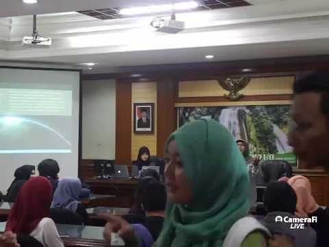 Earth Hour Bandung - JKBBE's broadcast