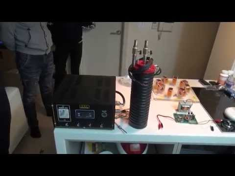 Free Energy Mar 2015 South Korean team with free energy devices,