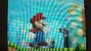 New Super Mario Bros Secret exit W7-5