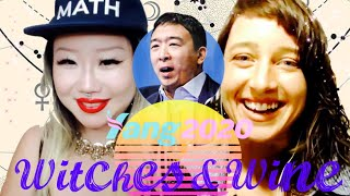97. Andrew Yang's Natal Chart, with astrologer Amy Green