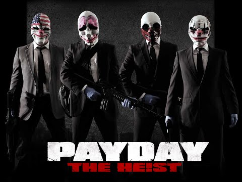 PAY DAY THE HEIST: FIRST WORLD BANK GAMEPLAY PC