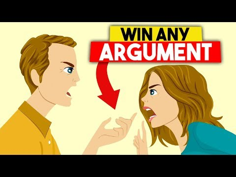 7 Tricks to EASILY Win Any Argument!