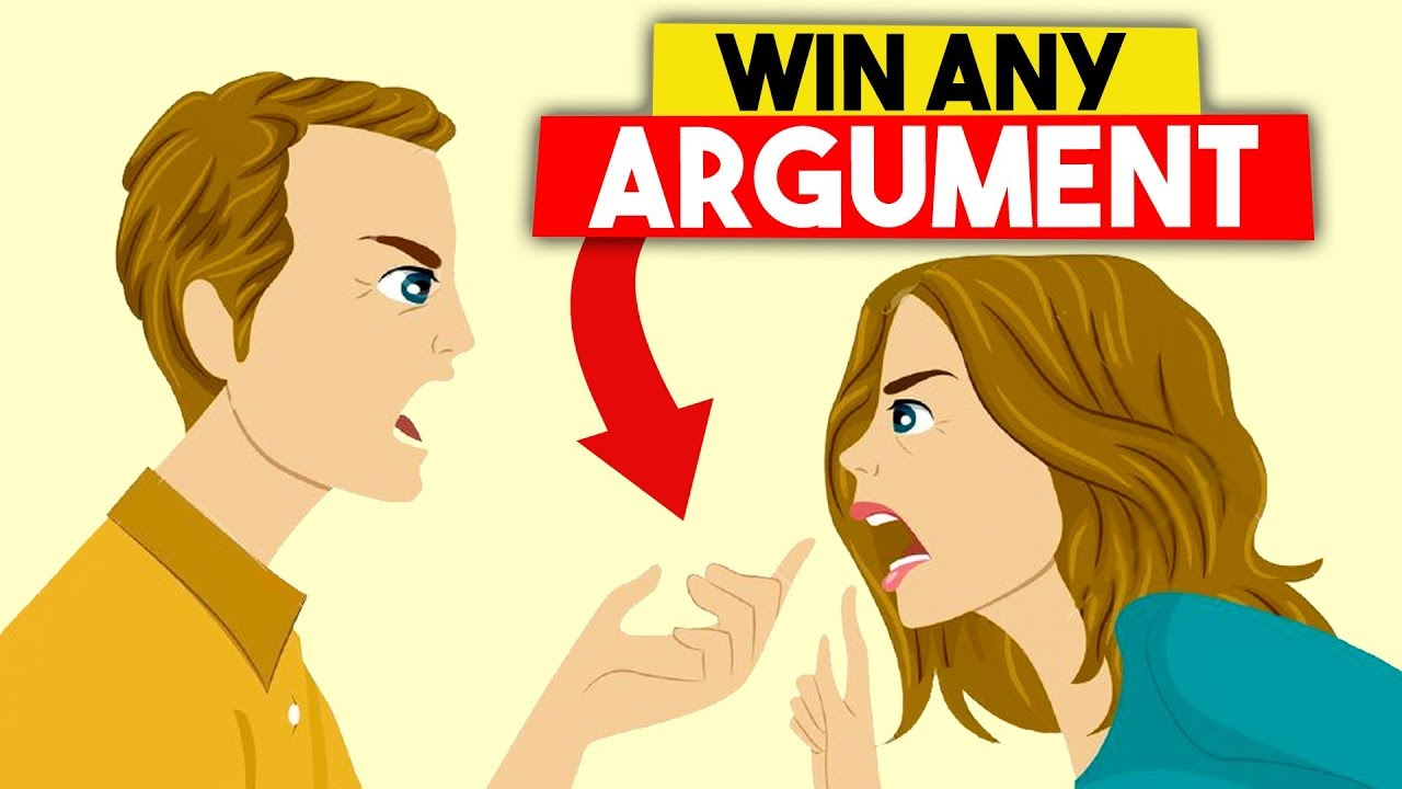 Download 7 Tricks to EASILY Win Any Argument!
