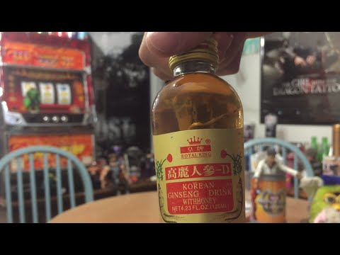 Royal King Korean Ginseng Drink Review