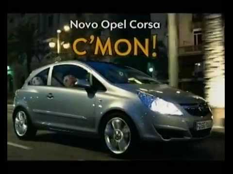 anuncio opel corsa c 39 mon youtube. Black Bedroom Furniture Sets. Home Design Ideas