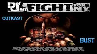 BUST   Def Jam FFNY OST   Outkast   Instrumental