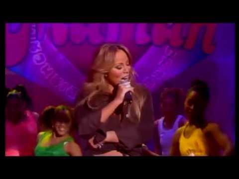 Mariah Carey - Boy I Need You Live Ant & Dec's Staurday Night Takeaway