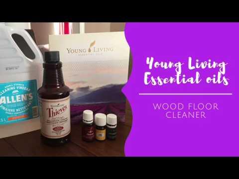 young-living-essential-oils-hardwood-floor-cleaner
