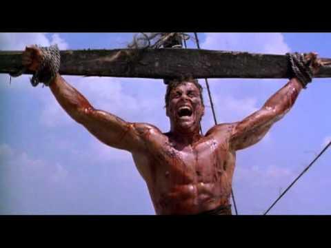 Jean Claude Van Damme in Cyborg 1989.