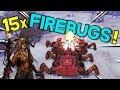 15 Firebugs Leviathan -- Crossout