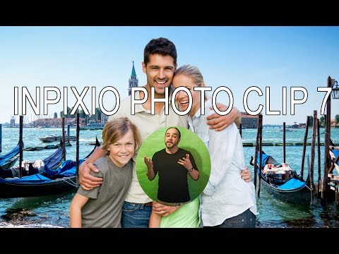 INPIXIO PHOTO CLIP 7 CON SERIAL