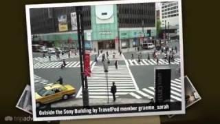 Sony Building - Chuo, Tokyo, Tokyo Prefecture, Kanto, Japan