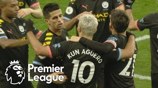 Aguero39s record-setting goal makes it 5-0 to City v Aston Villa  Premier League  NBC Sports