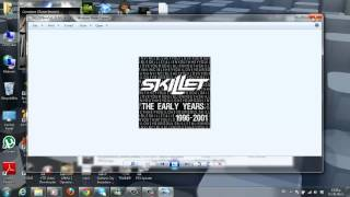 HOW TO DOWNLOAD ALL SKILLET ALBUMS
