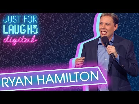 Ryan Hamilton – Just for Laughs Festival 2012