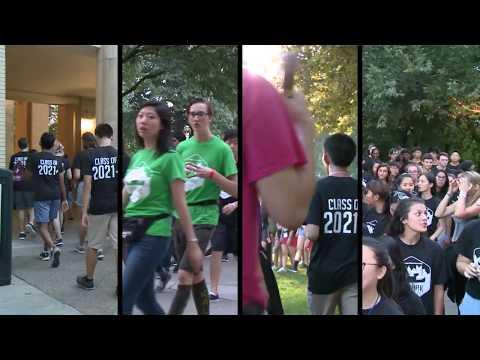 Carnegie Mellon Orientation 2017 Flashback
