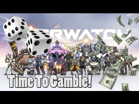 OverWatch's Microtransactions - A Second Look At The In Game Casino