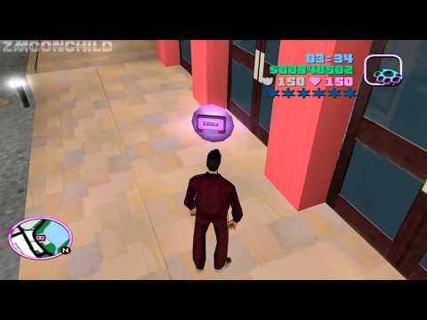 Starter Save - Part 32 - GTA Vice City PC - Complete Walkthrough - Achieving 44.81% - Video #3