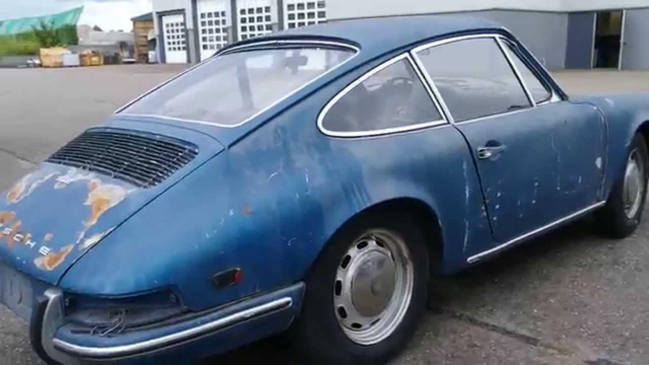 Porsche 912 Coupe 1968 For Sale @ VEMU Cars ( PO17848 ) - YouTube