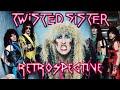 Capture de la vidéo Twisted Sister Retrospective
