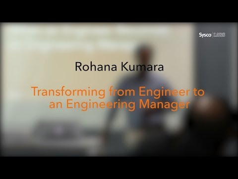 Transforming From an Engineer to an Engineering Manager
