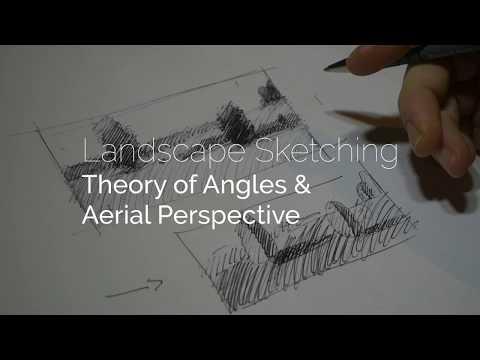 OCAD Studio: Landscape Sketching Part 1