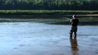 Рыбалка в Архангельской области.(, 2014-08-18T16:40:25.000Z)