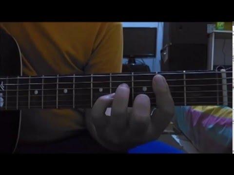 Belajar Chord Gitar Kesempurnaan Cinta - Rizky Febian