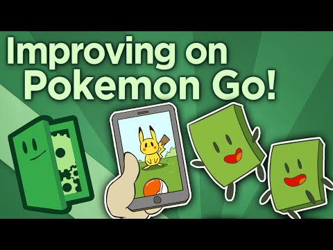 Improving on Pokemon GO - Making Better Augmented Reality Games - Extra Credits