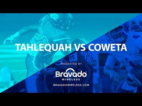 BravadoTV.com LIVE TAHLEQUAH VS COWETA!