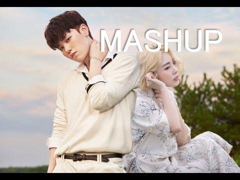 MASHUP] B A P & MAMAMOO :: Honeymoon / Starry Night mp3 indir