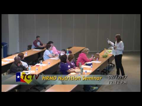 CARE Program Eating Right Seminar - Smart and Successful Soc