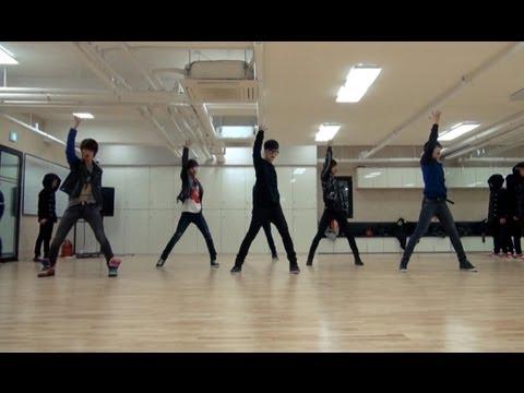 보이프렌드 (BOYFRIEND) - 야누스 (JANUS) 안무영상 Choreography